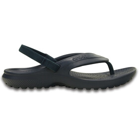 Crocs Classic Flip Sandals Kinder navy
